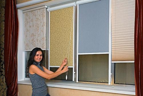 Жалюзи на пластиковые окна: рекомендации по выбору и установке