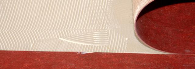 Как выбрать клей для линолеума: правильный состав, особенности его использования