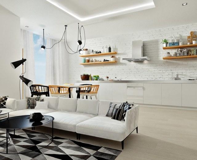 Идеи для ремонта и дизайна квартиры: тренды 2019-2020