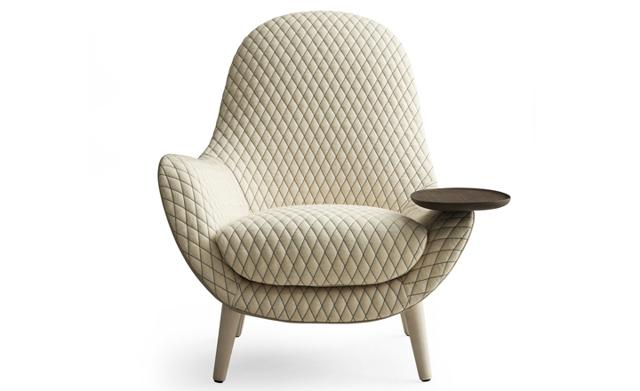 Кресла небольших размеров для маленьких комнат: обзор вариантов