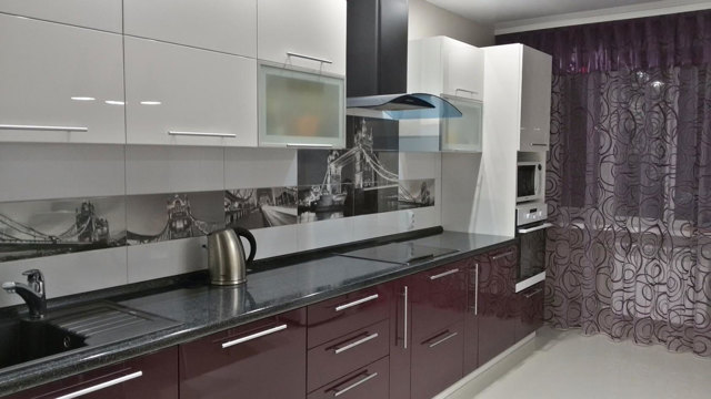 Кухонные гарнитуры: фото, стили, размеры, материалы, критерии выбора