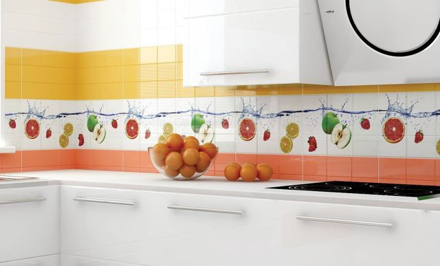 Фартук для кухни из пластика: виды и особенности крепления