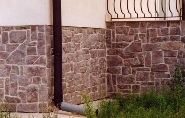 Отделка цоколя частного дома: оригинальные и практичные способы