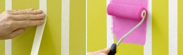 Обои под покраску: плюсы и минусы