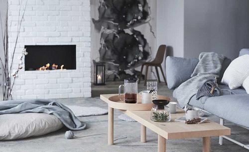 Скандинавский стиль в интерьере дома и квартиры: декор и мебель