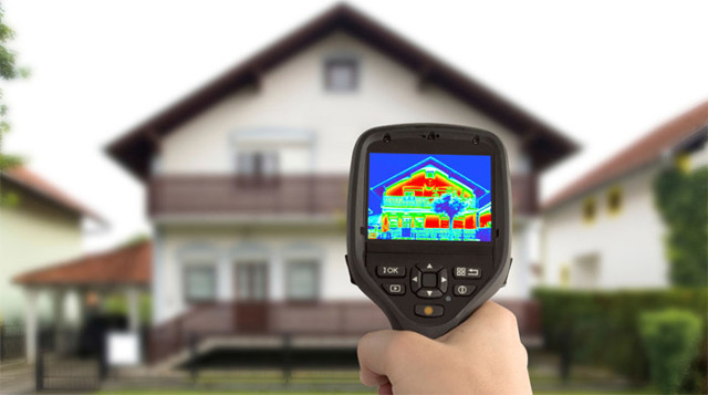 Тепловизор для обследования зданий и сооружений: выбор, модели