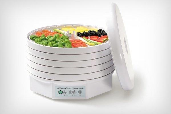 Электросушилка для овощей и фруктов: виды, принцип работы, выбор подходящей сушилки