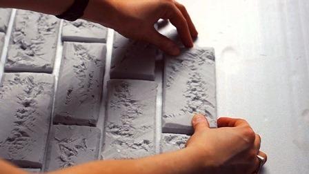 Кирпич декоративный для внутренней отделки своими руками