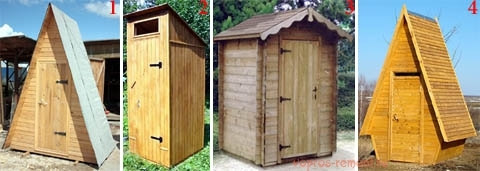 Туалет для дачи своими руками: пошаговая инструкция и чертежи