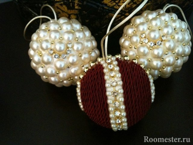 Новогодние шары своими руками: идеи, способы, декор