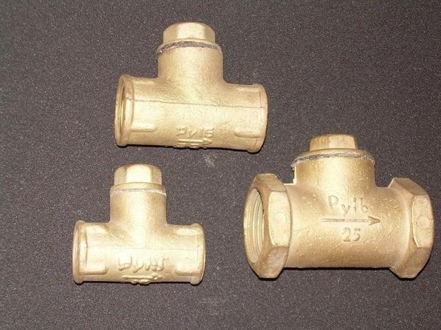 Обратный клапан для воды для насоса: виды, цены и принцип работы