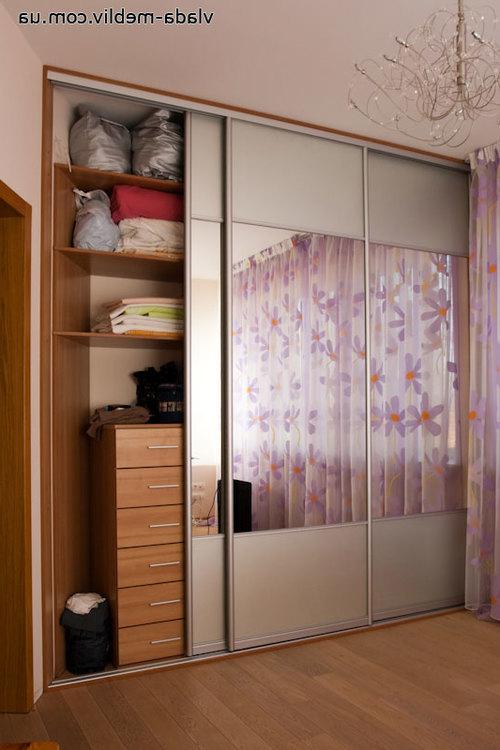 Раздвижные двери для гардеробной: виды и критерии выбора