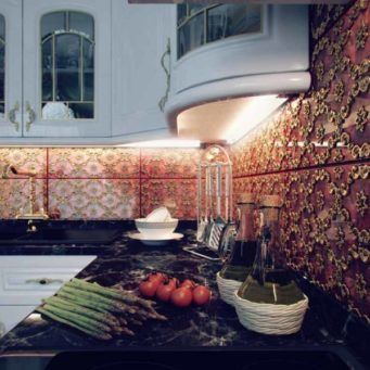 Клинкерная плитка для внутренней отделки стен: идеи интерьеров