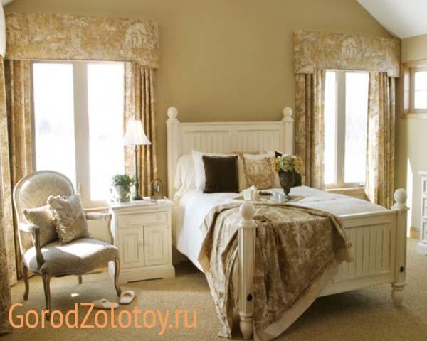 Спальни в стиле прованс: фото, дизайн, текстиль, мебель, выбор освещения