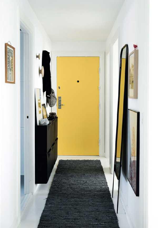 Малогабаритные прихожие в коридор: фото и оригинальные решения