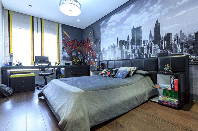 Мебель для детской комнаты для мальчика: дизайн, интерьер, оформление.