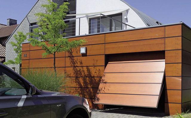 Подъемные ворота для гаража: размеры, цены и конструкции