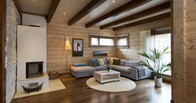 Материалы для отделки стен внутри дома - как выбрать?