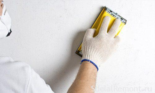 Финишная шпаклевка под покраску своими руками - как сделать?