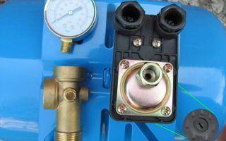 Реле давления для гидроаккумулятора: секреты установки и настройки