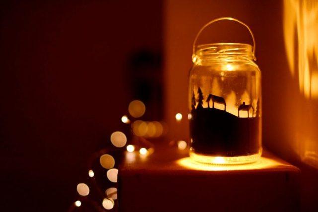 Ночники с интересным освещением – создайте свою сказку