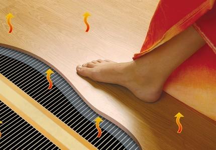 Теплый пол под плитку какой лучше - советы и рекомендации!