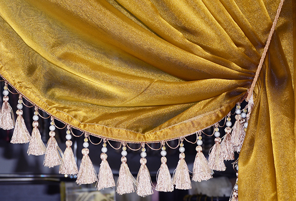 Ткани для штор: виды и особенности различных вариантов