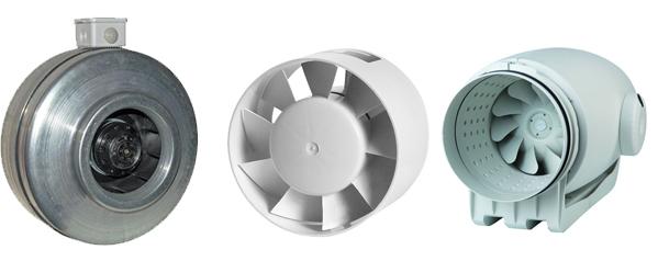 Канальные бесшумные вентиляторы для вытяжки: критерии выбора