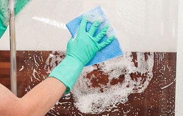 Чем отмыть душевую кабину: средства, особенности, рекомендации.