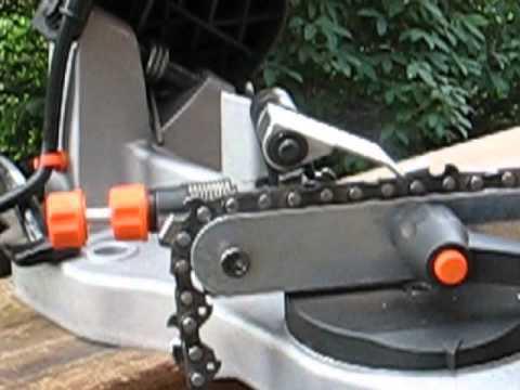 Станок для заточки цепей бензопил: плюсы, виды, модели,