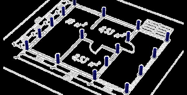 Калькулятор расчета нагрузки на свайный или столбчатый фундамент