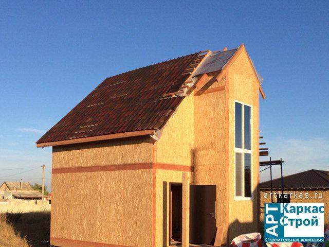 Проекты каркасных домов: фото и цены, технология возведения