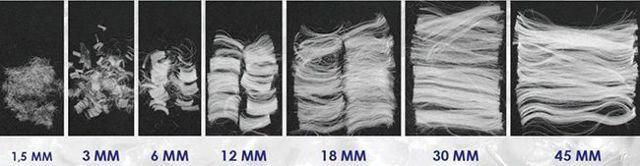 Фиброволокно для стяжки пола - для чего нужно?