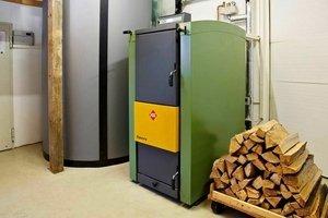 Котлы длительного горения на дровах для дома - виды и устройство!