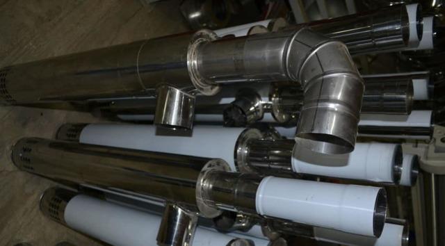 Коаксиальный дымоход для газового котла: выбор и установка