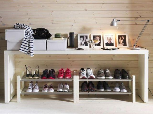 Обувница в прихожую: виды, материалы, пошаговое изготовление