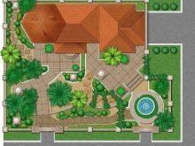 Ландшафтный дизайн дачного участка 10 соток своими руками фото