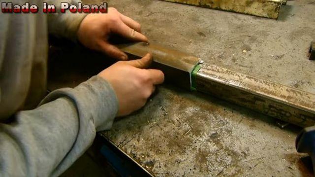 Пресс своими руками: пошаговая инструкция изготовления