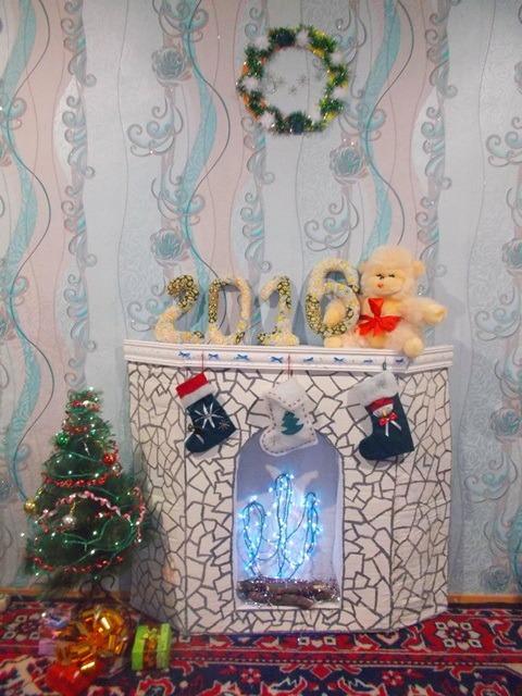 Камин на Новый год своими руками: пошаговые инструкции