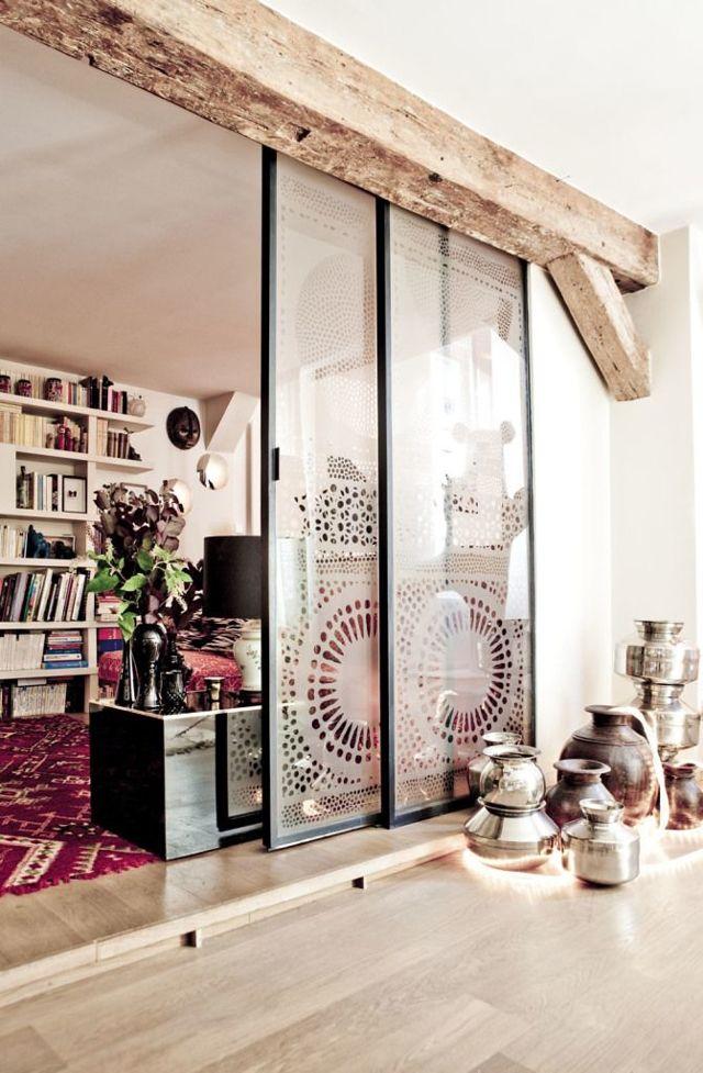 Стеклянные перегородки в квартире: фото, виды, критерии выбора