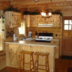 Отделка деревянного дома внутри своими руками