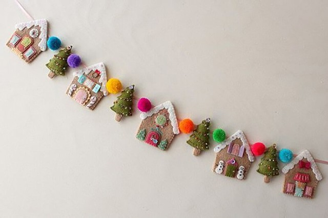 Новогодние выкройки для игрушек из фетра: идеи и инструкции по созданию