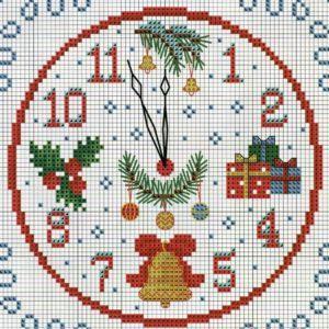 Новогодние вышивки крестом: схемы, как можно использовать для оформления праздника
