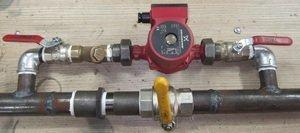 Устройство байпас в системе отопления, и что это такое