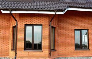 Стандартные размеры окон разного типа в частных домах и квартирах