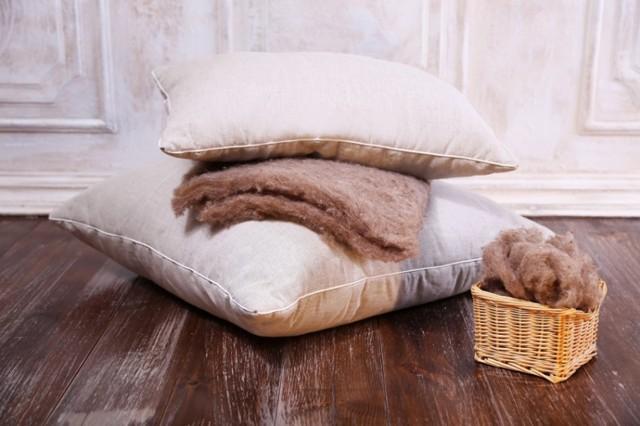 Наполнитель для подушек: какой лучше среди натуральных и искусственных