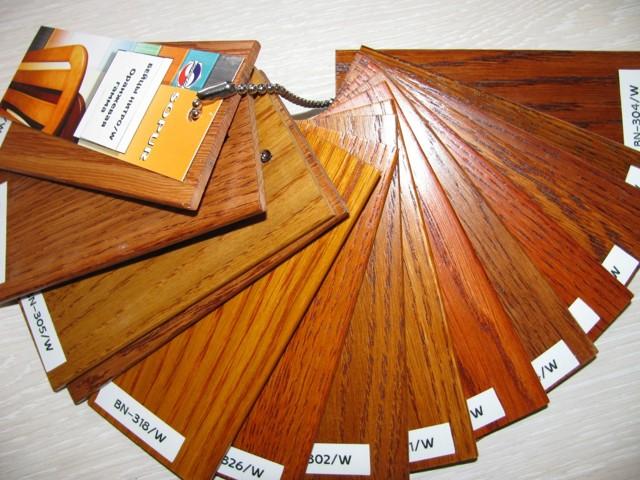 Морилка для дерева: разновидности, характеристики и применение