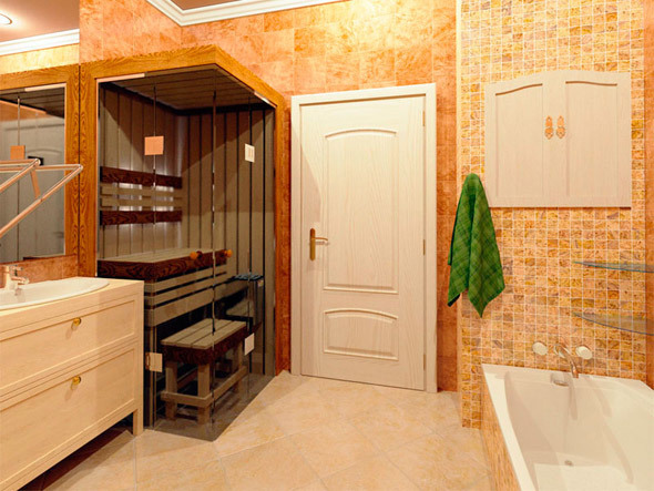 Мини баня для дачи своими руками: материалы, компоненты, модели