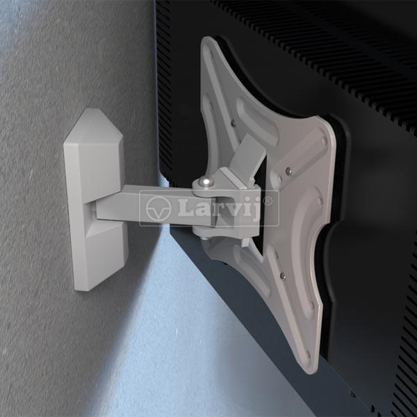 Кронштейн для телевизора на стену поворотный выдвижной - выбор!