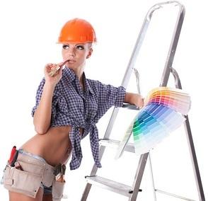 Подготавливаем поверхность под окраску - теория и практика!